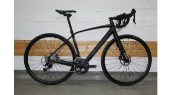 Specialized Diverge Comp Carbon Cen Gravelbike Komplettbike Gr. 54cm satin carbon/gloss carbon Mod. 2016 - TESTBIKE
