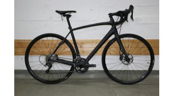 Specialized Roubaix SL4 Comp Disc Rennrad Komplettbike Gr. 56cm black Mod. 2016 - TESTBIKE