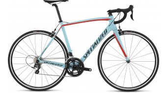 Specialized Tarmac Comp Rennrad Komplettbike light blue/rocket red/tarmac black Mod. 2016