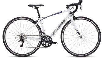 Specialized Dolce Sport Rennrad Komplettbike Damen-Rad gloss white/indigo/charcoal/silver Mod. 2016