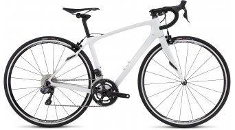 Specialized Ruby Comp Ultegra Di2 Rennrad Komplettrad Damen-Rad gloss metallic white/white Mod. 2016
