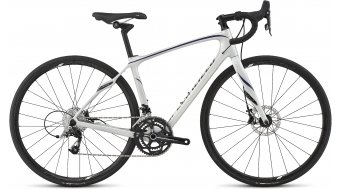 Specialized Ruby Elite Disc Rennrad Komplettrad Damen-Rad gloss dirty white/indigo/carbon grey Mod. 2016