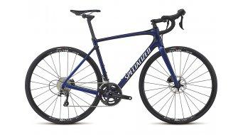 Specialized Roubaix Comp 28 Rennrad Komplettrad Gr. 56cm ac blue/tarmac black Mod. 2017 - TESTBIKE