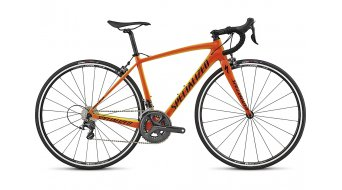 Specialized Amira SL4 Comp Torch 28 Rennrad Komplettrad Damen-Rad momo orange Mod. 2017