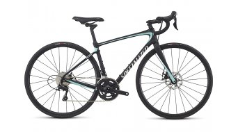Specialized Ruby Elite 28 Rennrad Komplettrad Damen-Rad black/light turquoise/white Mod. 2017