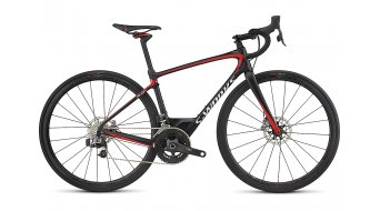 Specialized S-Works Ruby eTap 28 Rennrad Komplettrad Damen-Rad tarmac black/nordic red/chrome Mod. 2017