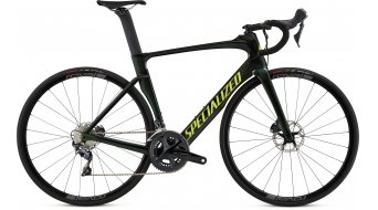 "Specialized Venge Expert Disc 28"" Rennrad Komplettrad tarmac black/green chameleon/team yellow Mod. 2019"