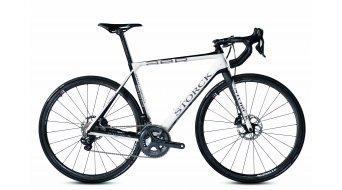 Storck Aernario Disc G1 Rennrad Komplettbike white/black (Shimano Ultegra Di2 Disc) Mod. 2014