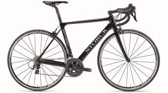 Storck Aernario Comp bici da corsa bici completa . black glossy (Shimano 105) mod. 2016