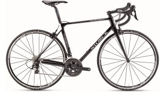 Storck Durnario Comp bici da corsa bici completa . black glossy (Shimano 105) mod. 2016