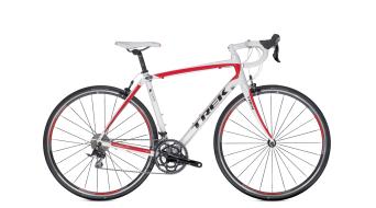 Trek Domane 2.3 Compact Rennrad Gr. 56cm white/red Mod. 2014