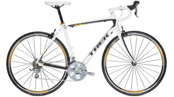 Trek Domane 2.0 Rennrad white/stary night black/fastback orange Mod. 2014