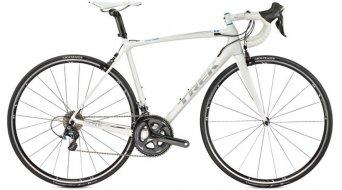 Trek Emonda SLR 6 H1 bici carretera bici completa tamaño 62cm crystal blanco/argent gris/Trek cyan Mod. 2015