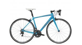 Trek Emonda SL 5 WSD bici carretera bici completa Señoras-rueda tamaño 56cm appleseed azul/Trek charcoal/volta verde Mod. 2015