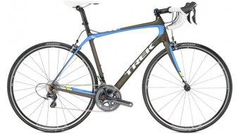 Trek Domane 5.2 Compact bici carretera bici completa tamaño 56cm crystal blanco/bright gris Mod. 2016- BICI DE PRUEBA
