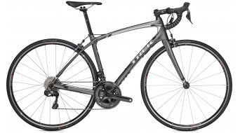 Trek Silque SL Di2 WSD Rennrad Komplettbike Damen-Rad Gr. 54cm matte charcoal/bright silver Mod. 2016