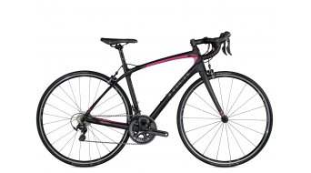 Trek Silque SL Compact WSD Rennrad Komplettbike Damen-Rad Gr. 47cm matte Trek black/flamingo pink Mod. 2016