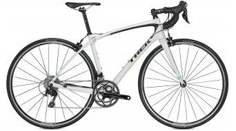 Trek Silque S WSD Rennrad Komplettbike Damen-Rad seeglass crystal white/volt green Mod. 2016