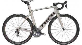 Trek Madone 9.5 Ultegra Di2 bici carretera bici completa matte metallic gris/gloss negro Mod. 2017