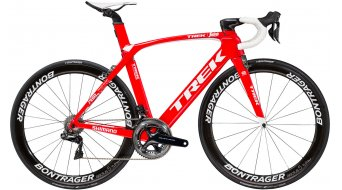 Trek Madone Race Shop Limited Rennrad Komplettrad viper red/trek white Mod. 2017