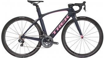Trek Madone 9.5 WSD bici carretera bici completa Señoras-rueda matte deep dark azul/gloss pink Mod. 2017