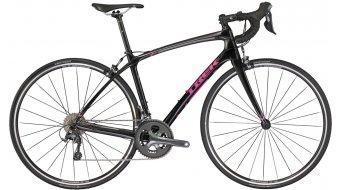 Trek Silque S 4 WSD bici carretera bici completa Señoras-rueda negro pearl/metallic charcoal Mod. 2017