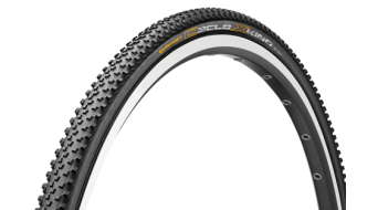 Continental CycloX-King Sport wire bead tire 35-622 (700x35C) black 3/84tpi