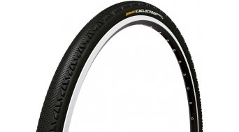 Continental Cyclocross Speed cubierta(-as) plegable(-es) 35-622 (700x35C) negro(-a) 3/180tpi