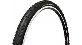 Continental Cyclocross wire bead tire 42-622 (700x42C) black