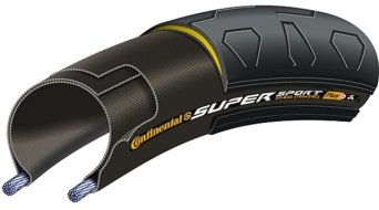 Continental Super Sport Plus wire bead tire black 3/84tpi