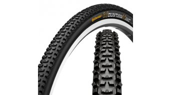 Continental Mountain King CX RaceSport Faltreifen 32-622 (700x32C) schwarz 3/180tpi BlackChili-Compound