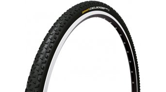 Continental Cyclocross Race wire bead tire 35-622 (700x35C) black 3/84tpi