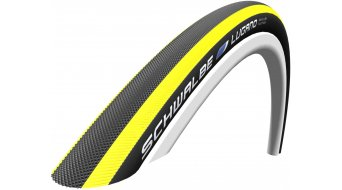 Schwalbe Lugano Active KevlarGuard cubierta(-as) plegable(-es) 23-622 (700x23C) Silica-Compound amarillo stripes Mod. 2015