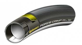 Continental Grand Prix Force Comp VectranBreaker tubolari (28x24mm) nero 3/180tpi BlackChili-Compound