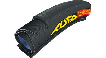 Tufo C S33 Pro Road cubierta tubular para Drahtfelgen 28x21mm 60tpi negro(-a)