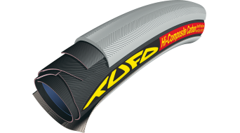 "Tufo Hi-Composite carbon Road tubular 28""x22mm 120tpi"