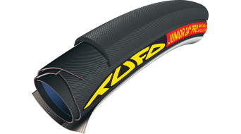 "Tufo Junior 24 Pro Road pneu à chambre à air 24""x22mm 60tpi noir"