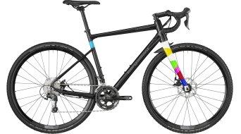 "Bergamont Grandurance CX 6.0 28"" Cyclocross 整车 型号 black/dark silver/turquoise (matt/shiny) 款型 2018"