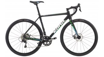 KONA Jake the Snake CR bike carbon/white/green/blue 2016