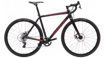 Kona Private Jake 28 Komplettbike black/red Mod. 2017