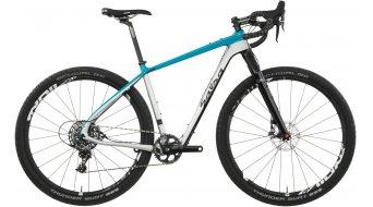 Salsa Cutthroat Force 1 Cyclocrosser bici completa Reiserad azul Mod. 2017