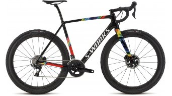 "Specialized S-Works Crux 28"" Cyclocrosser Komplettrad light black/rocket red/white Mod. 2018"