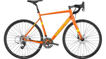 Santa Cruz Stigmata 2.0 C 28 Cyclocrocsatlakozó komplett kerékpár Méret 54cm narancs/yellow Rival-felszerelés 2016 Modell