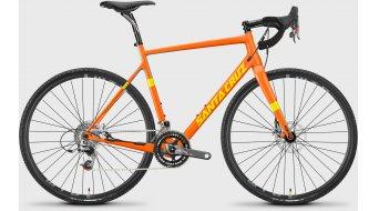 Santa Cruz Stigmata 2.0 CC 28 Cyclocross bici completa rojo estándar-equipamiento Mod. 2016