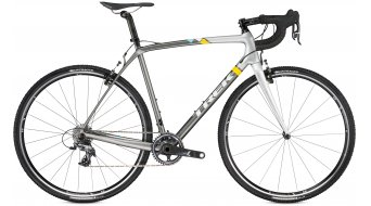 Trek Boone 7 Cyclocrosser bike charcoal/bright silver/Trek white 2017