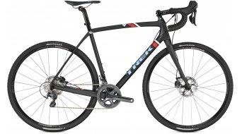 Trek Boone 9 Disc ciklokrossz komplett kerékpár Méret 58cm matte Trek black 2016 Modell