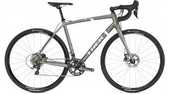 Trek Crockett 9 Disc Cyclocrosser Komplettbike Gr. 52cm matte charcoal Mod. 2016
