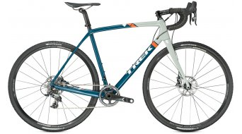 Trek Boone 7 Cyclocrosser bike shady grey/dark aquatic 2017