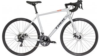 Trek CrossRip 1 Cyclocrosser bike quicksilver 2017