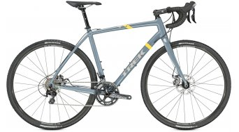Trek Crockett 5 Cyclocrosser bike battleship blue